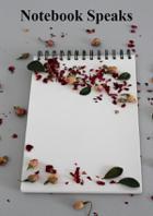Notebook Speaks
