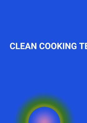 Clean Cooking Technology