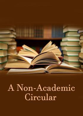 A Non-Academic Circular