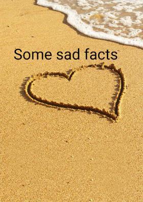 Some Sad Facts