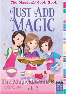 The Magical Cook Book - ch 2