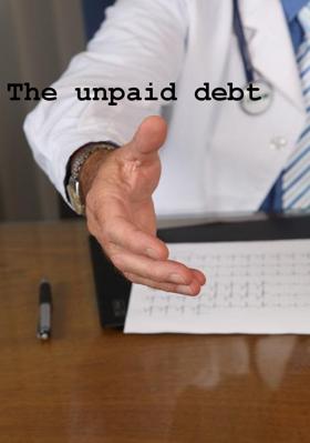 The Unpaid Debt
