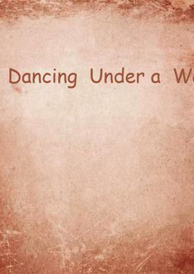 Dancing  Under A Waterfall
