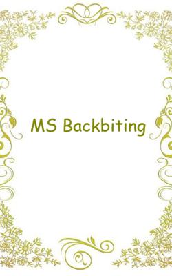MS Backbiting