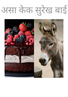 असा केक सुरेख बाई