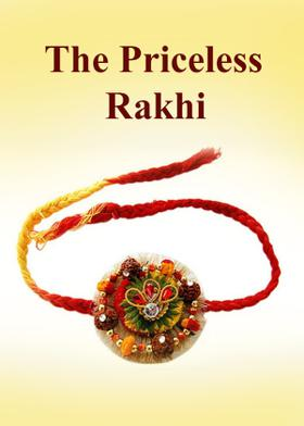 The Priceless Rakhi