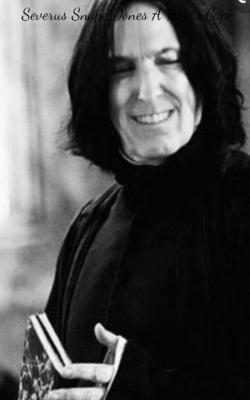 Severus Snape Dones A Hero's Cape
