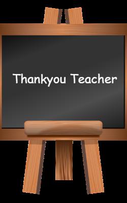 Thankyou Teacher