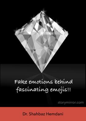 Fake Emotions Behind Fascinating Emojis!!