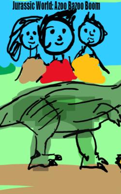 Jurassic World: Azoo Bazoo Boom