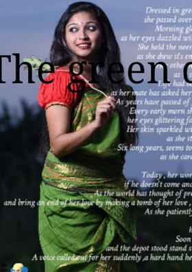 The Green Drape
