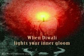 When Diwali Lights Your Inner Gloom