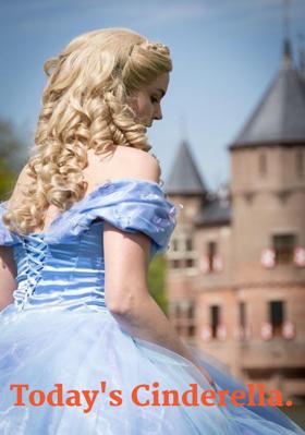 Today's Cinderella