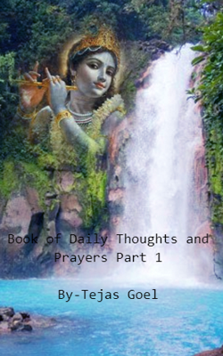Book Of Daily Thoughts And Prayers Part 1