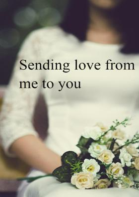 Sending Love From Me To You