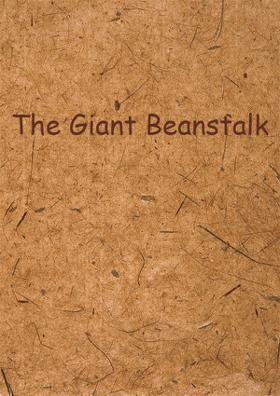 The Giant Beanstalk