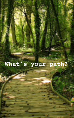 What's Your Path?