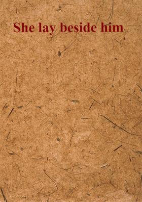 She Lay Beside Him