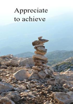 Appreciate To Achieve