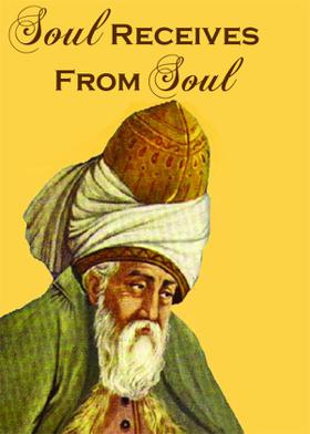 Soul Receives From Soul