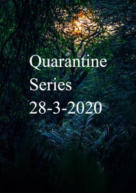 Quarantine Series 28-3-2020