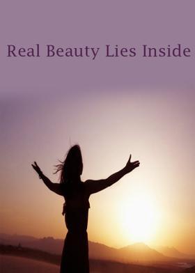 Real Beauty Lies Inside