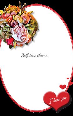 Self love theme