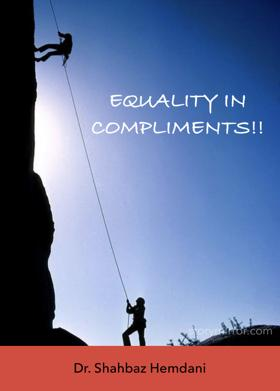 Equality In Compliments!