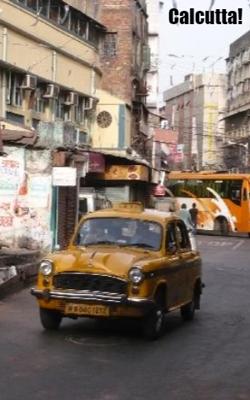 Calcutta!
