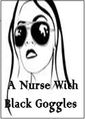 A Nurse With Black Goggles
