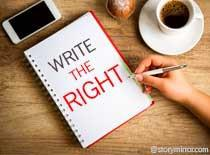 Write The Right