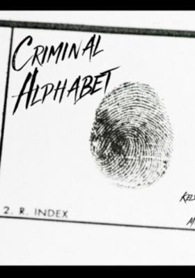 Alphabet of crime