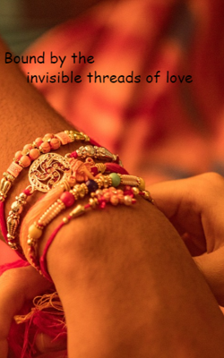 Bound By The Invisible Threads Of Love