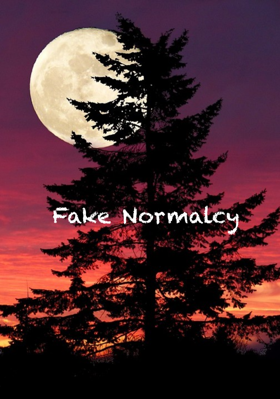 Fake Normalcy
