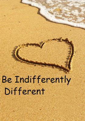 Be Indifferently Different