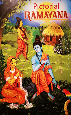 Ramayana - chapter 7 and 8
