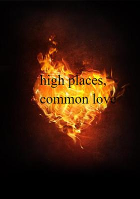 High Places, Common Love