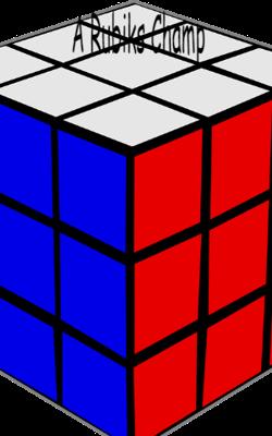 A Rubik's Champ