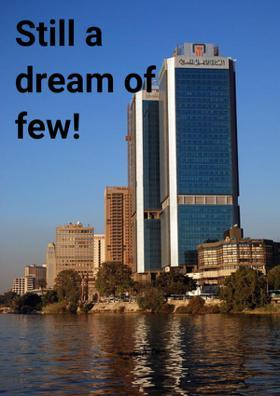 Still A Dream Of Few!
