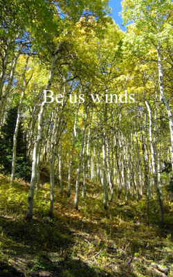 Be Us Winds