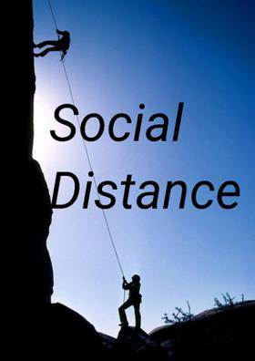 Salute To Social Distancing