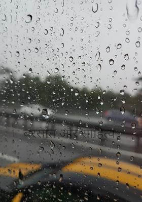 बरसात और साहित्य