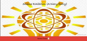 Science Exhibition (A Diary Entry)