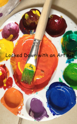 Locked Down with an Art Kit