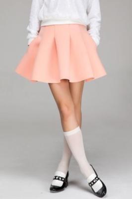 The Short Mini Skirt