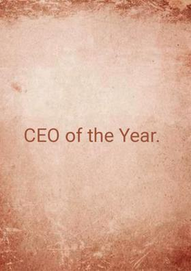 CEO Of The Year