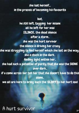 A Hurt Survivor