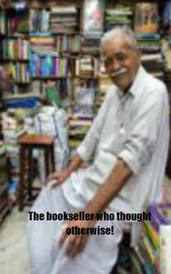 The bookseller who thought otherwise