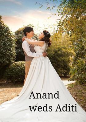 Anand Weds Aditi