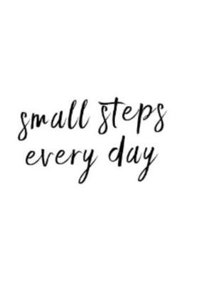 Baby Steps Everyday